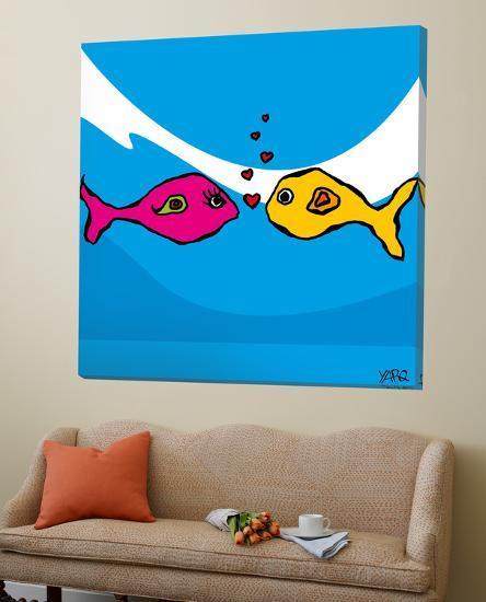 Love Bubbles-Yaro-Loft Art