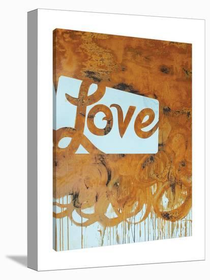 Love-Kent Youngstrom-Gallery Wrapped Canvas