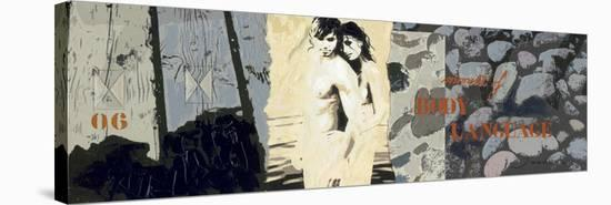 Lovers Lounge-Joadoor-Stretched Canvas Print