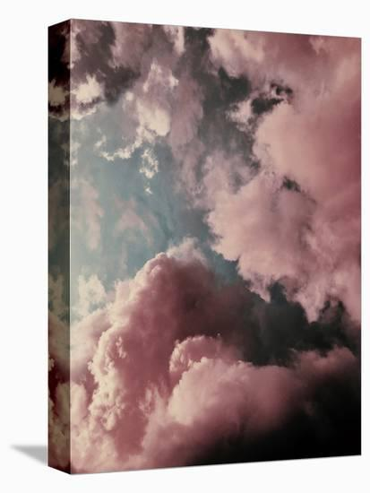 Lucy in the Sky-Design Fabrikken-Stretched Canvas Print