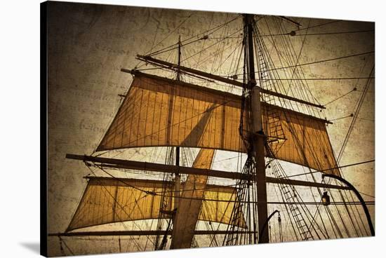 Mainstay-Ryan Hartson-Weddle-Stretched Canvas Print