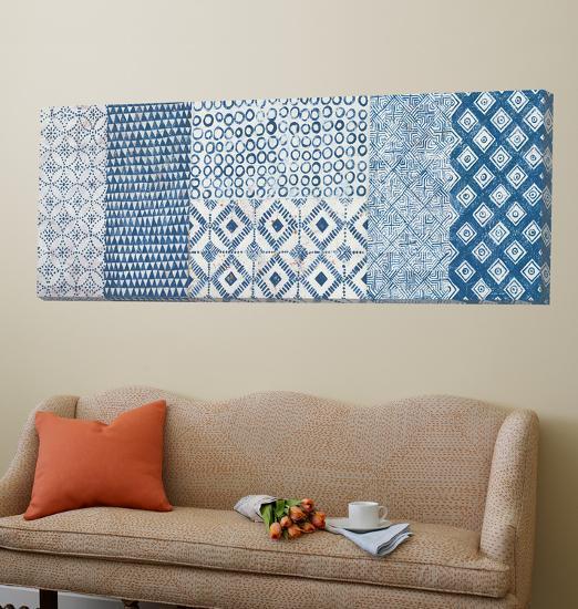 Maki Tile Panel II-Kathrine Lovell-Loft Art