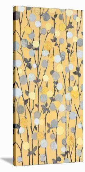 Mandarins II-Sally Bennett Baxley-Stretched Canvas Print