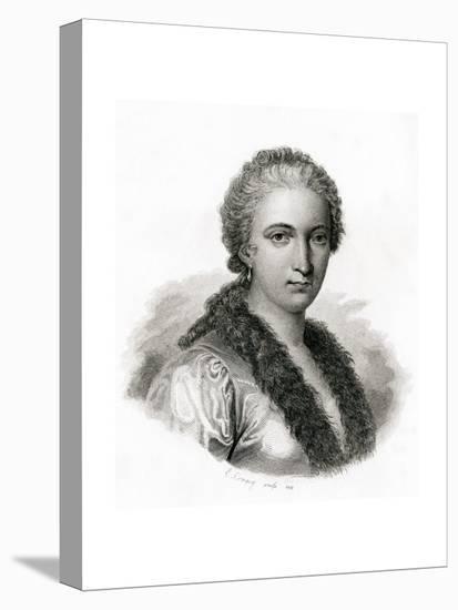 Maria Gaetana Agnesi-E. Conquy-Premier Image Canvas