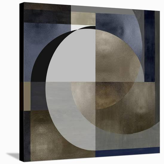 Meld III-Justin Thompson-Stretched Canvas Print