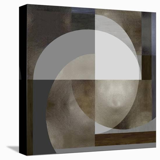 Meld IV-Justin Thompson-Stretched Canvas Print