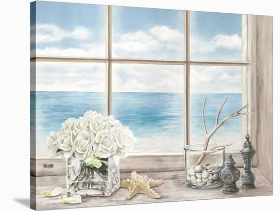 Memories of the Ocean-Remy Dellal-Stretched Canvas Print