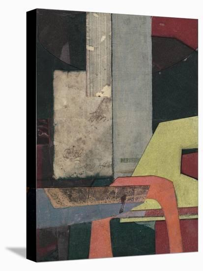 Mid-Century Collage II-Rob Delamater-Stretched Canvas Print