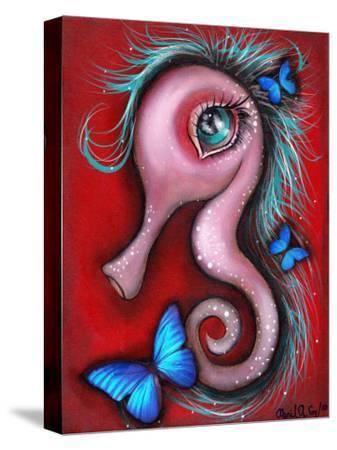 Mina-Abril Andrade-Stretched Canvas Print