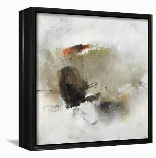 Mindset Rust-Sydney Edmunds-Framed Canvas Print