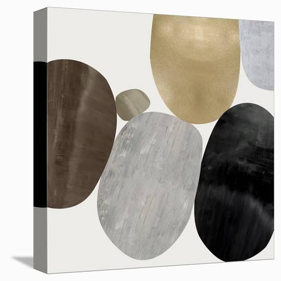 Mingle I-Justin Thompson-Stretched Canvas Print