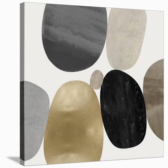 Mingle II-Justin Thompson-Stretched Canvas Print