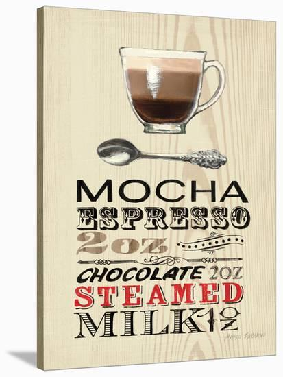Mocha Expresso-Marco Fabiano-Stretched Canvas Print