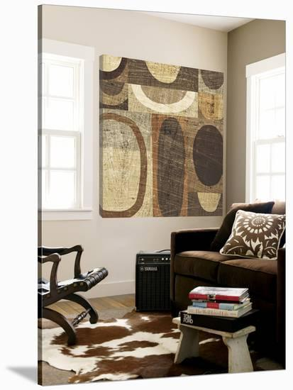 Modern Geometric Neutral I-Michael Mullan-Loft Art