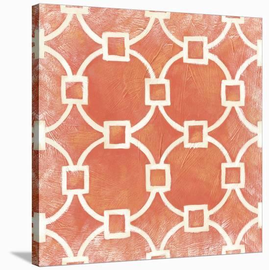 Modern Symmetry VIII-Chariklia Zarris-Stretched Canvas