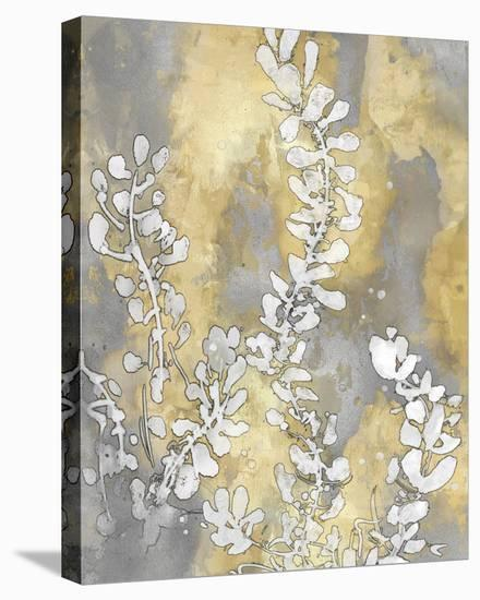 Moonlight Flowers I-Tania Bello-Stretched Canvas Print