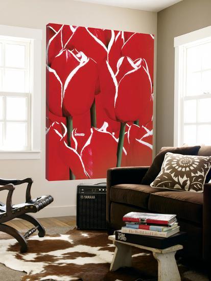 Most Beautiful Tulip IV-Yvonne Poelstra-Holzaus-Loft Art