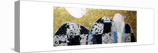 Mountains-Hyunah Kim-Stretched Canvas Print