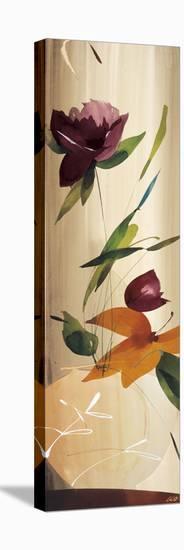 My Favorite Bouquet I-Lola Abellan-Stretched Canvas Print