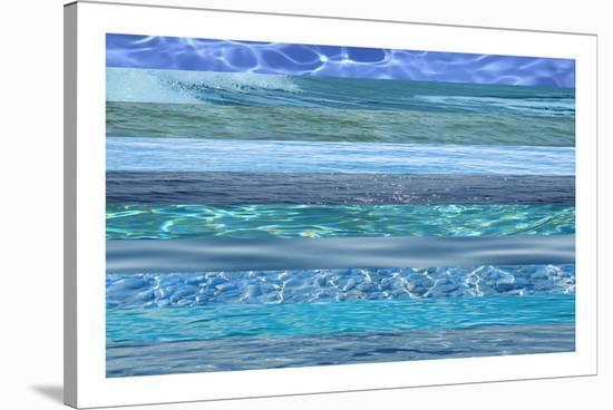 Nature's Touch--Stretched Canvas Print