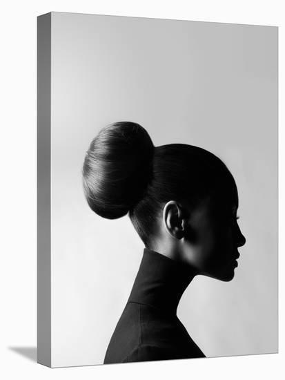 Neck Up-Design Fabrikken-Stretched Canvas Print