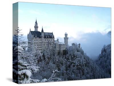 Neuschwanstein Castle In Winter Schwangau Allgau Bavaria Germany Europe Photographic Print Hans Peter Merten Art Com