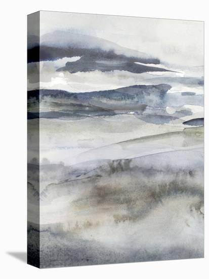 Neutral Salt Spray I-Victoria Borges-Stretched Canvas Print