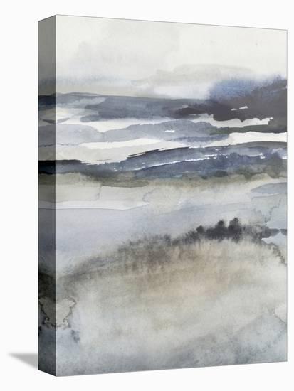 Neutral Salt Spray II-Victoria Borges-Stretched Canvas Print