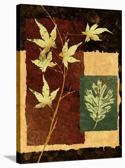 New Leaf I-Keith Mallett-Stretched Canvas Print