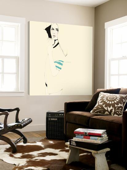 No te desnudes todavÌa-Manuel Rebollo-Loft Art
