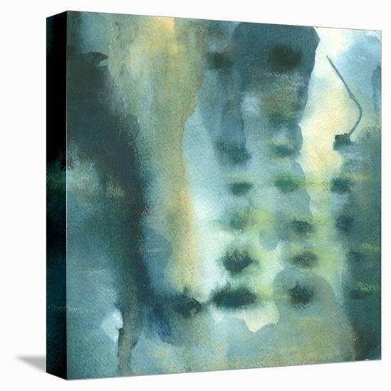Ocean Deep I-Chariklia Zarris-Stretched Canvas Print