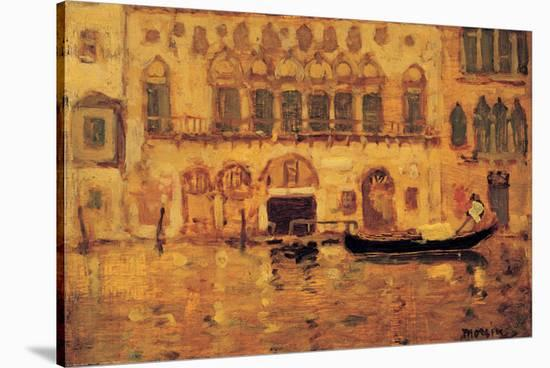 Old Palace, Venice-James Wilson Morrice-Stretched Canvas Print