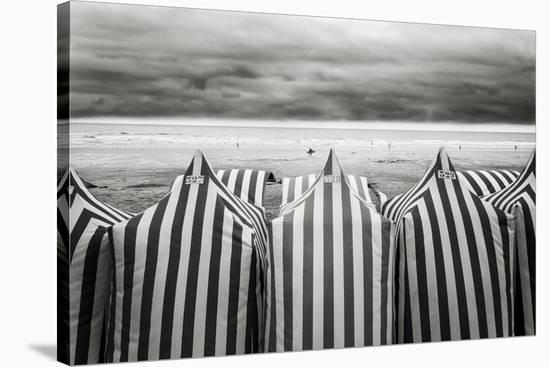 On The Beach-Toni Guerra-Stretched Canvas Print