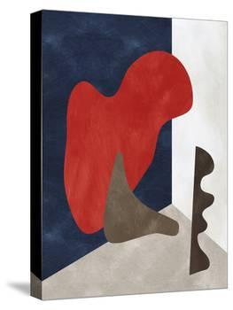 Organic Observation-Maja Gunnarsdottir-Stretched Canvas