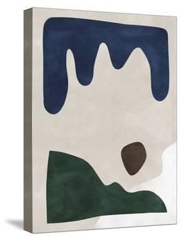 Organic Order-Maja Gunnarsdottir-Stretched Canvas