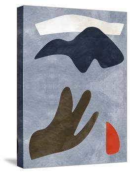 Organic Orientation-Maja Gunnarsdottir-Stretched Canvas