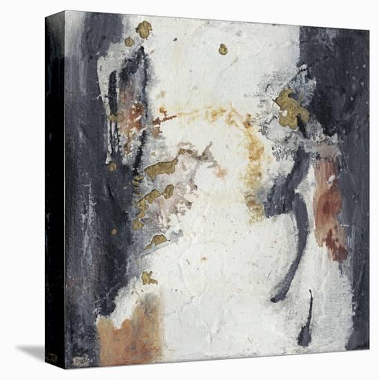 Oriental Garden II-Joyce Combs-Stretched Canvas Print