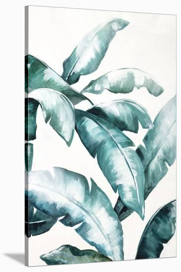 Palm Reader-Sydney Edmunds-Stretched Canvas Print