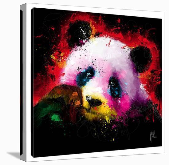 Panda Pop-Patrice Murciano-Gallery Wrapped Canvas