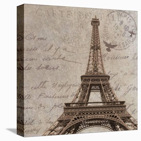 Paris III-Irena Orlov-Stretched Canvas Print