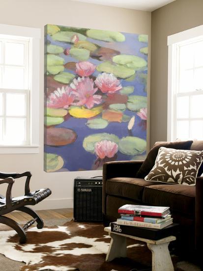 Passion in Pink-Ron Simpkins-Loft Art
