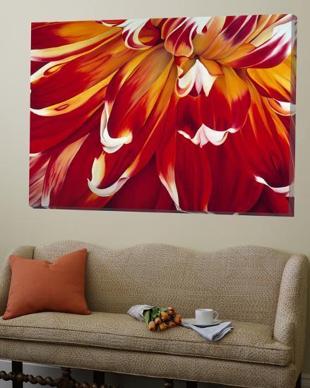 Passionate Bloom-Yvonne Poelstra-Holzaus-Loft Art