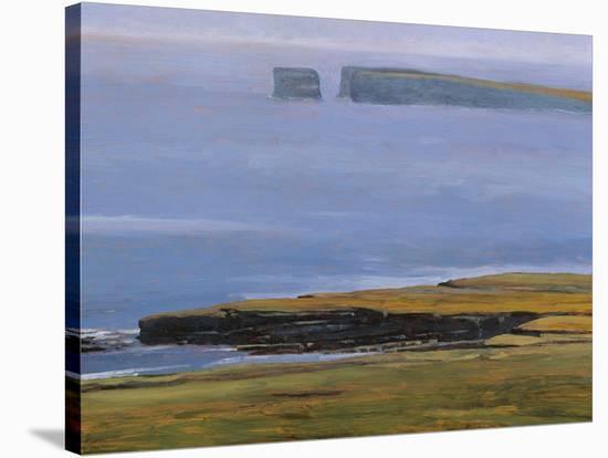Patrick Head II-Kent Lovelace-Stretched Canvas Print