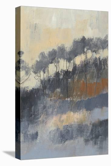 Paynes Treeline II-Jennifer Goldberger-Stretched Canvas Print