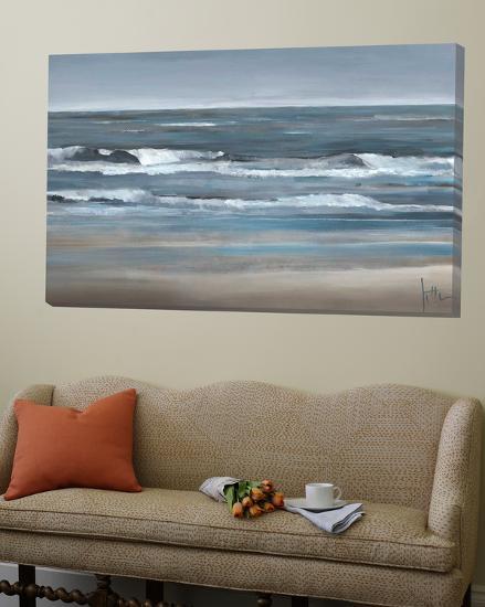 Peaceful Ocean View II-Jettie Roseboom-Loft Art