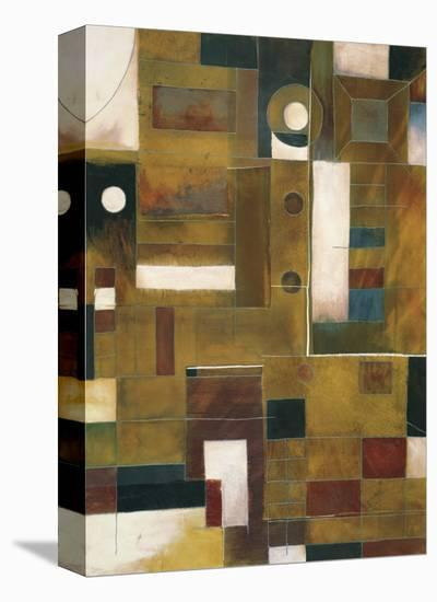 Perceptual Experience-Muriel Verger-Stretched Canvas Print
