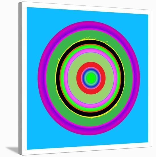 Phantasy Photon-Rachel Travis-Stretched Canvas Print