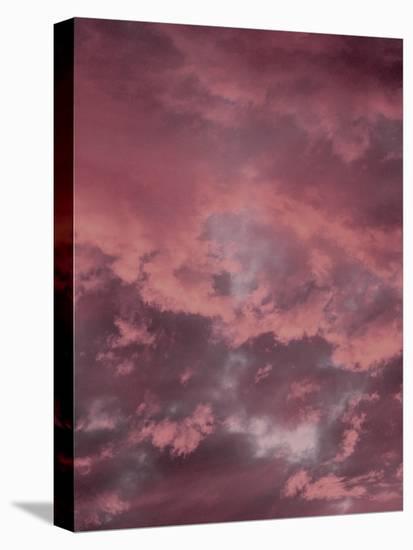 Pink Sky-Design Fabrikken-Stretched Canvas Print