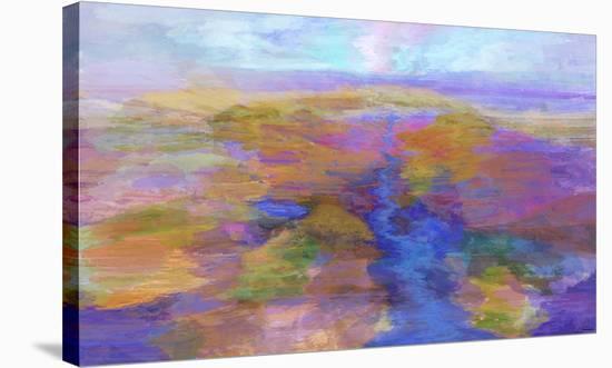 Plateau I-Michael Tienhaara-Stretched Canvas Print
