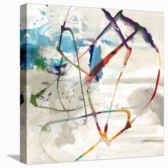 Playful Intent II-Sisa Jasper-Stretched Canvas Print